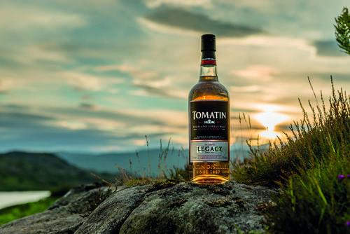 Für mehr Transparenz! #tomatin #whisky #destillery #legacy #sunset