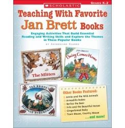 Teaching With Favorite Jan Brett Books..Has cute 3 bears printable puppets