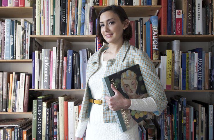 Antonia Daiber, julio 2013.