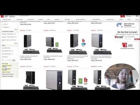 Cheap Refurbished Desktop Computers | OverStock.com | 7% CASH BACK! - My Inspired Media