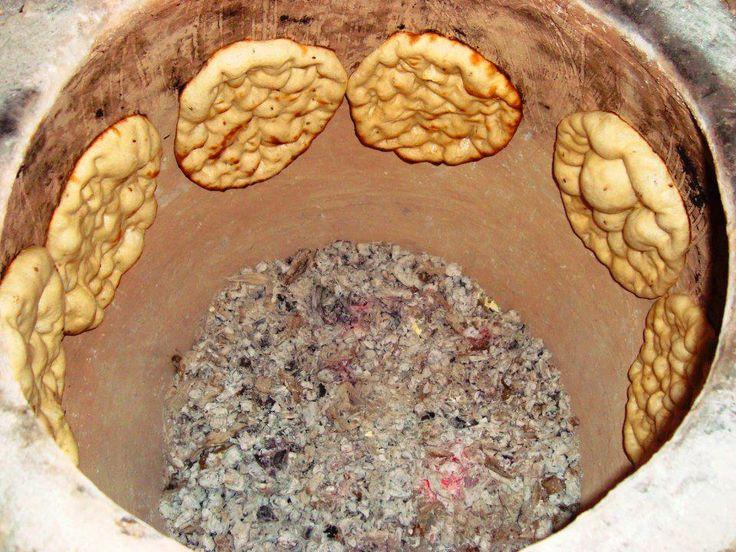 kurdish bread