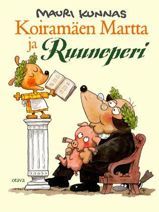 Koiramaen Martta ja Ruuneperi