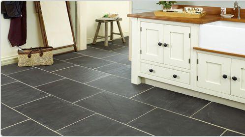 For My Kitchen We Shall See Porcelain Slate Floor Tiles