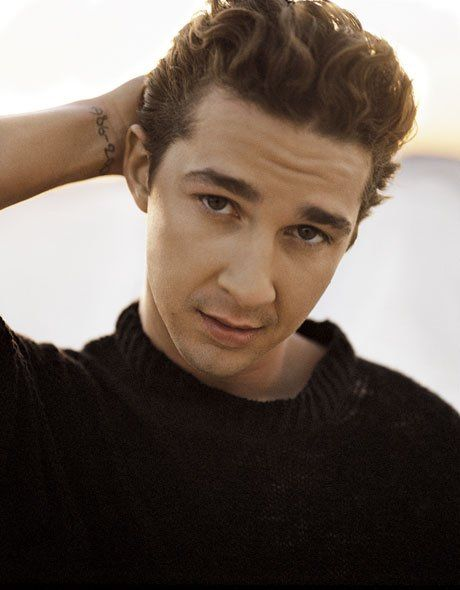 Shia LaBeouf - I've had a crush on him since Even Stevens