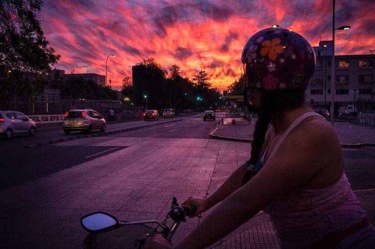 A urban girl by Freddy Briones Parra on 500px