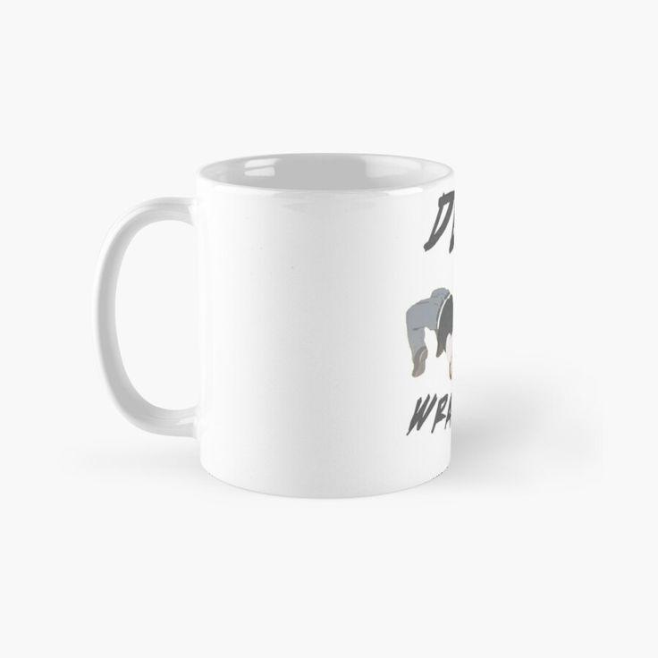 Deer wrasslin nichijou principal anime ceramic 11oz 15oz