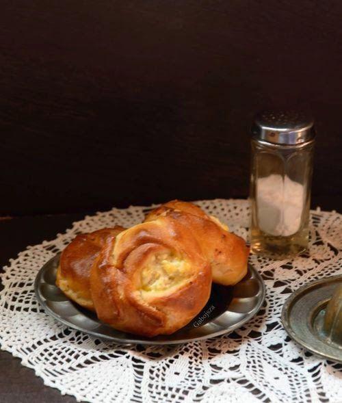 """""""Anya, ez isteni!..."""", avagy Gabojsza konyhája: Túrós rózsa"""