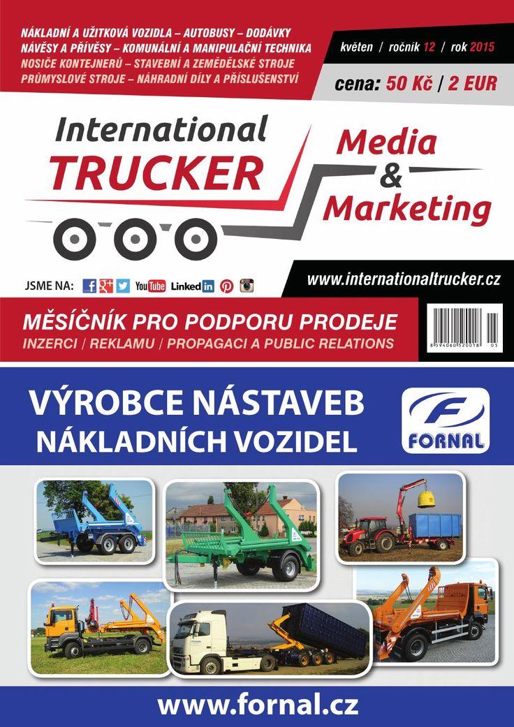 Český Trucker květen 2015