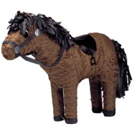 Horse Pinatas, Horse Party Supplies, Horse Party Decorations
