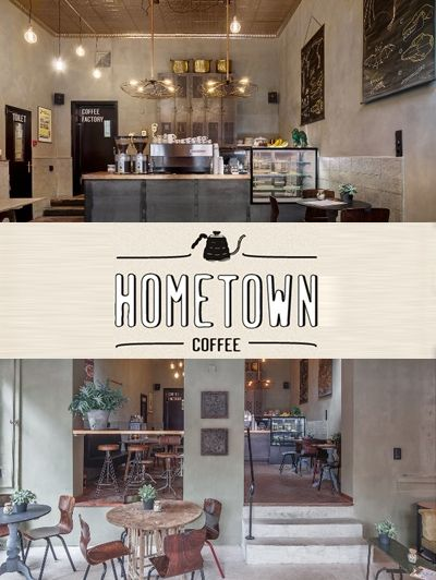 Hometown coffee and more Den Haag