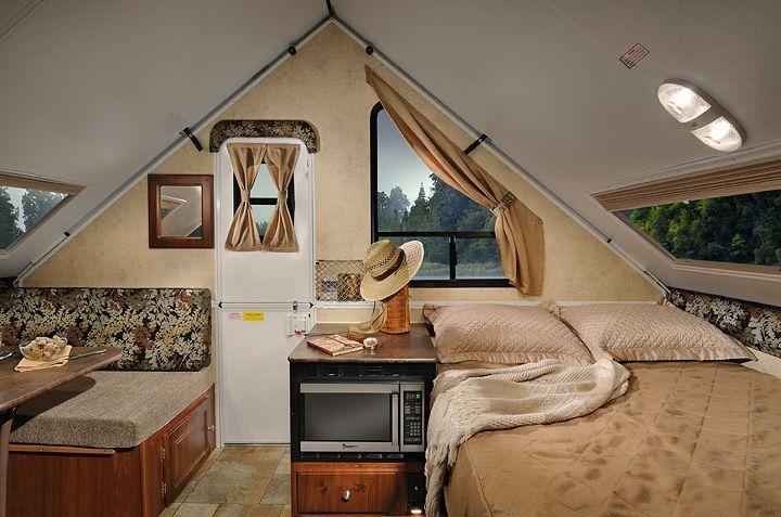 Flagstaff Pop Up Camper Remodel