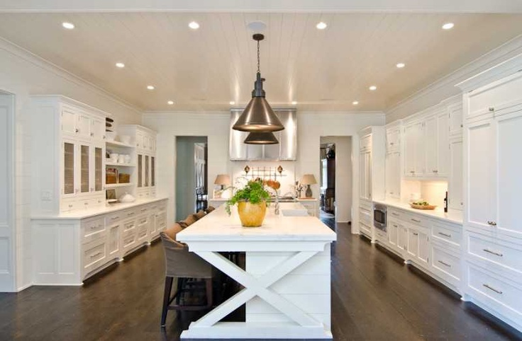 15 Best Beadboard Ceiling Kitchens Images On Pinterest