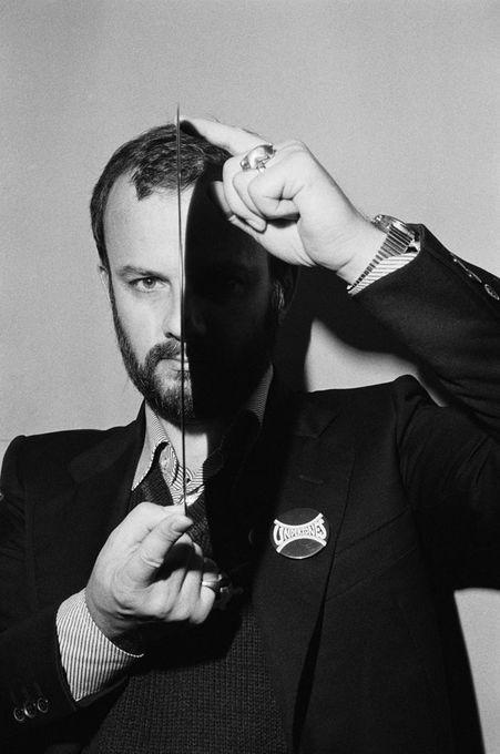 John Peel - Brian Griffin Photography