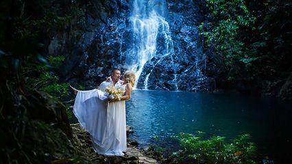 1000 Ideas About Waterfall Wedding On Pinterest