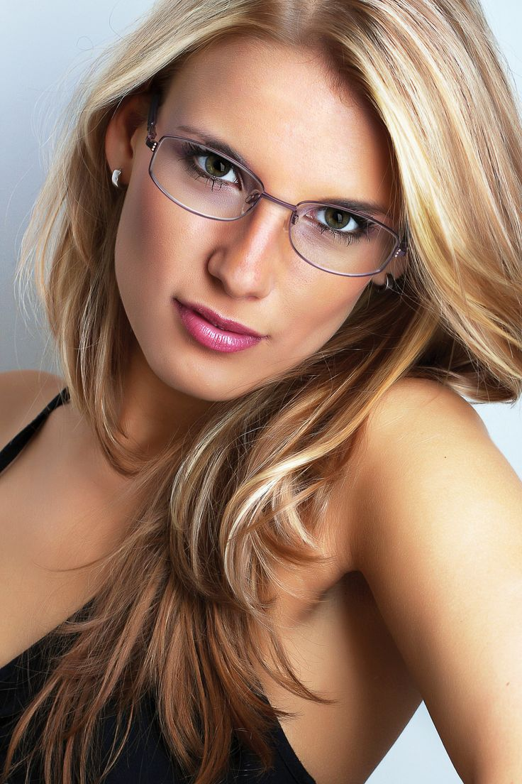 Best Eyeglass Frame Color For Blondes : 111 best images about Womens Eyewear Frames on Pinterest ...