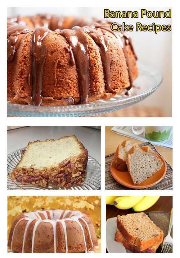 Nancy Fuller Grilled Banana Pound Cake