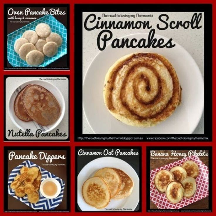 Pancake Tuesday is today and of course I have put together a compilation of some of my recipes for you!    Banana Honey Pikelets      Cinnamon Oat Pancakes