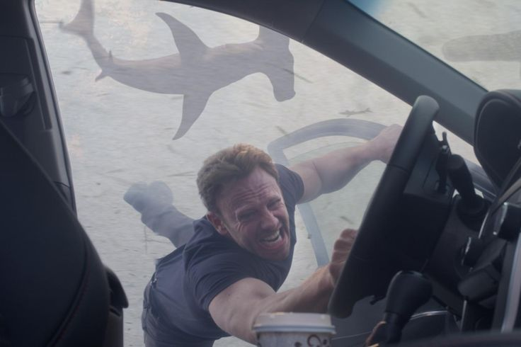 'Sharknado' is absurd, so let's look back at its hilarious origin story