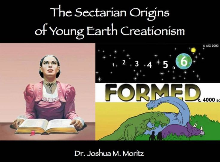 Lecture 06: The Sectarian Origins of Young Earth Creationism on Vimeo