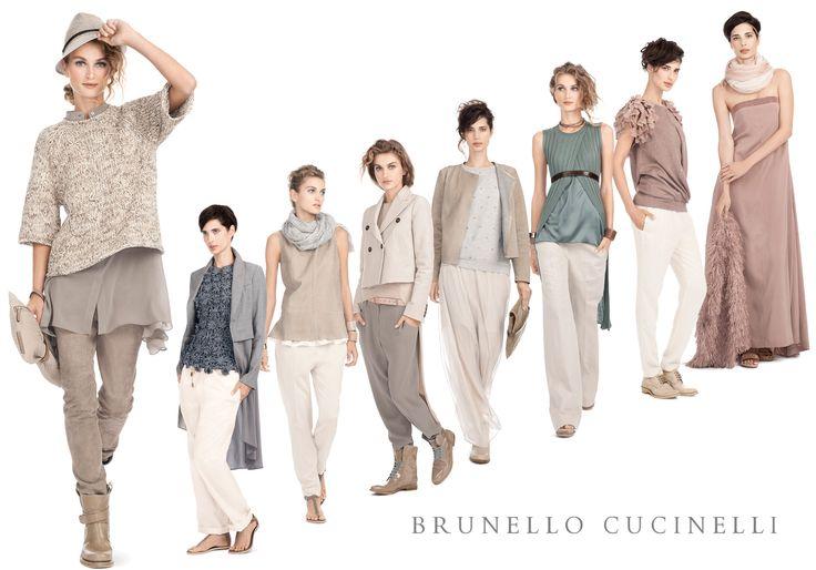 Brunello Cucinelli 2013 Spring Sum