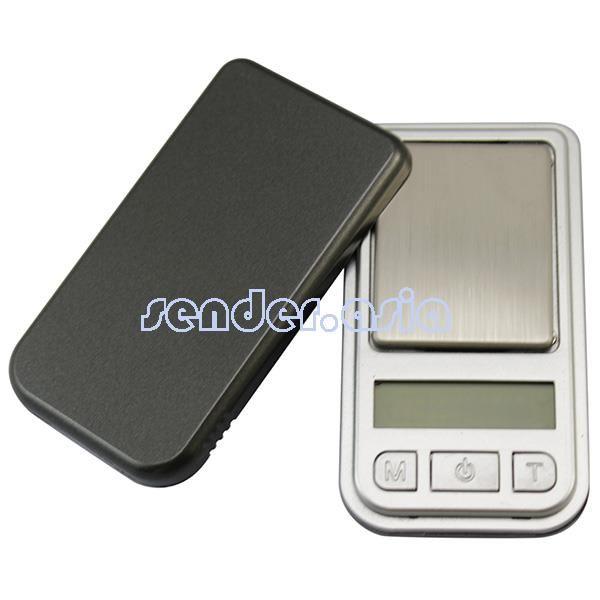 200gx0.01 LCD Digital Jewelry Weighing Balance Pocket Scale