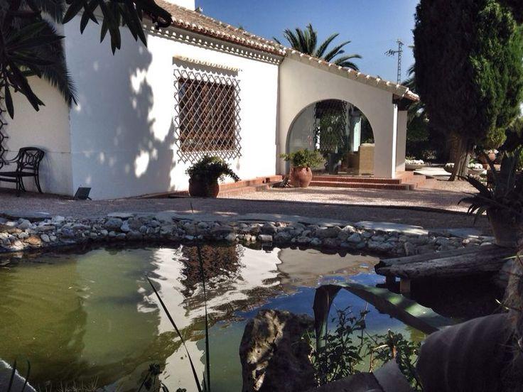 Hotel La Salve - Torrijos (Toledo) - Estanque