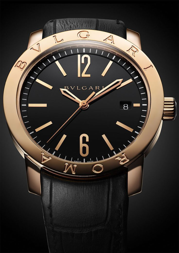 f122dad96ffd Watches for man today BVLGARI  rotthades   Luxury Watches ...