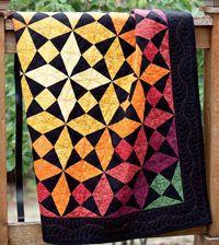 Autumn Glow - Free Quilt Pattern