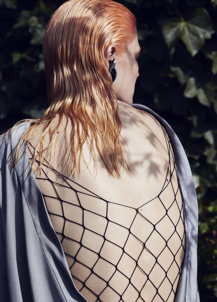 Frederikke Olesen by Léa Nielsen for The Ones2Watch July 2015