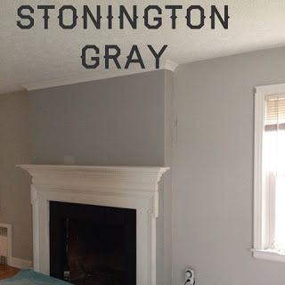 17 best images about gray paint on pinterest paint for Ben moore stonington gray