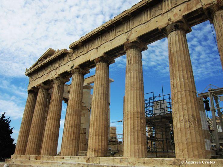 Acropole - Atena, Grecia