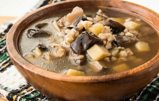 Рецепты грибного супа из замороженных грибов, секреты выбора