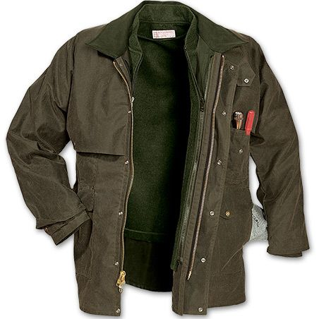 Need this to supplement my 15 year old Barbour coat - going American again!