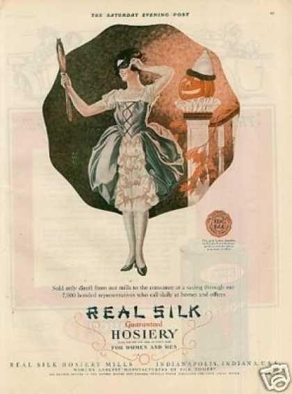 Real Silk Hosiery Color (1925)