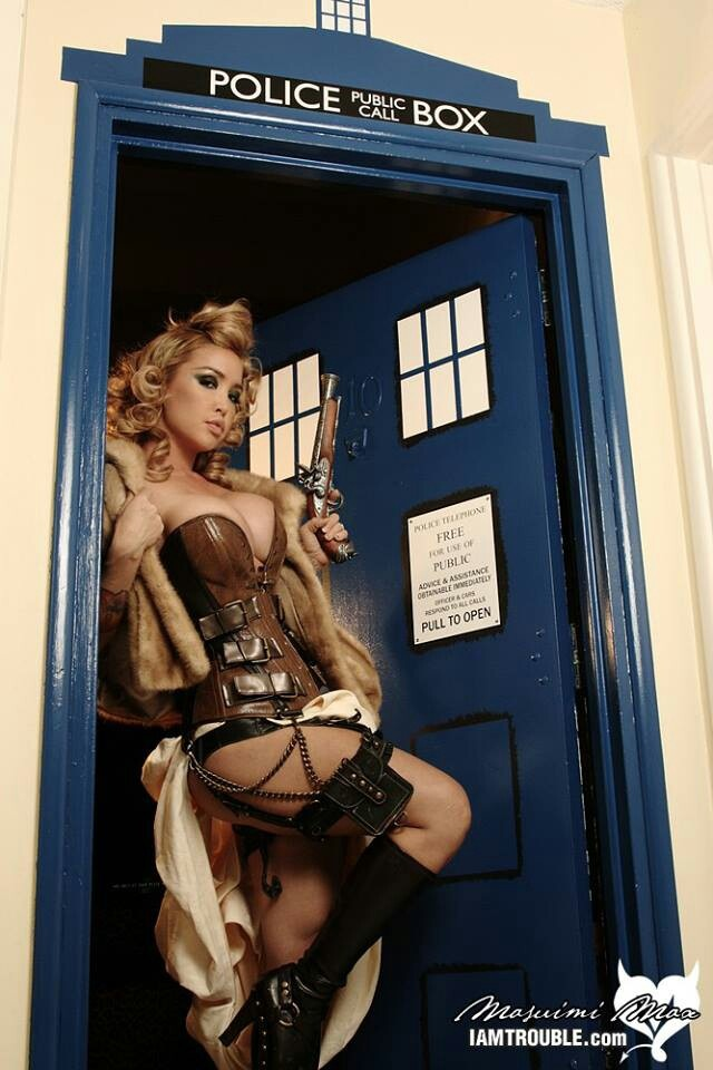 Dr Who Sexy 90