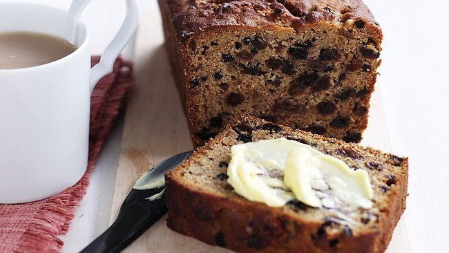 Oatmeal Tea Cake