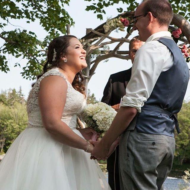 """It's you. It's always been you."" - Anonymous  #weddingwednesday #weddinginspiration #love #romance #dreamwedding #destinationwedding #novascotiawedding #liscombelodge  Photo credit: Kelly Lyn Martell"