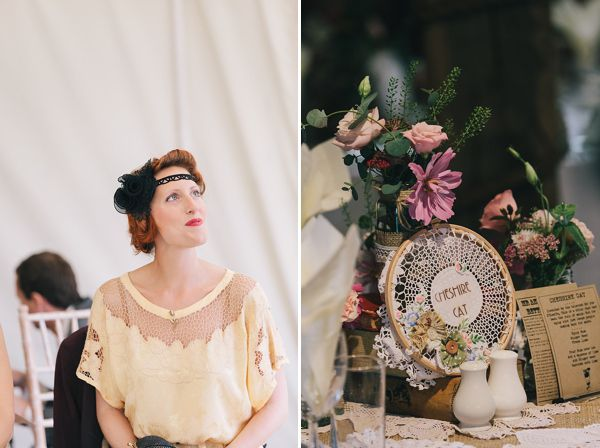 A 1920s and 1930s Antique and Old Fashioned Vintage Inspired Barn Wedding | Love My Dress® UK Wedding Blog