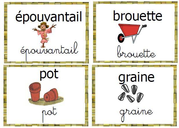 17 best images about vocabulaire lexique on pinterest student centered resources legumes. Black Bedroom Furniture Sets. Home Design Ideas