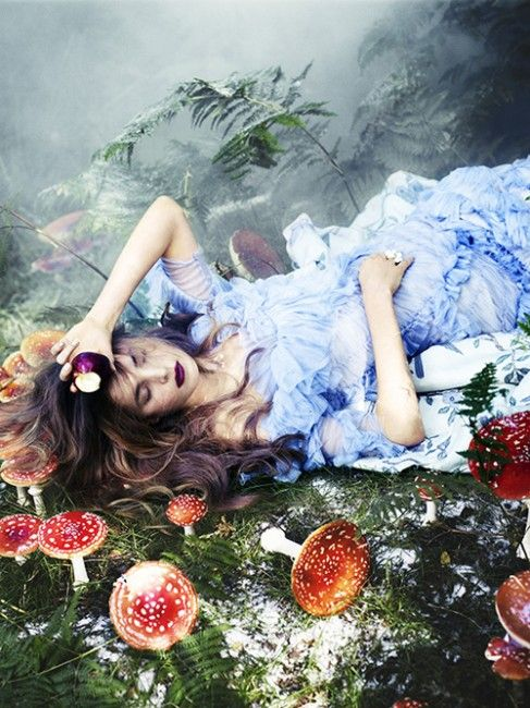 Fine Fettle: Fashion Photography: Fairy Tale Shoot