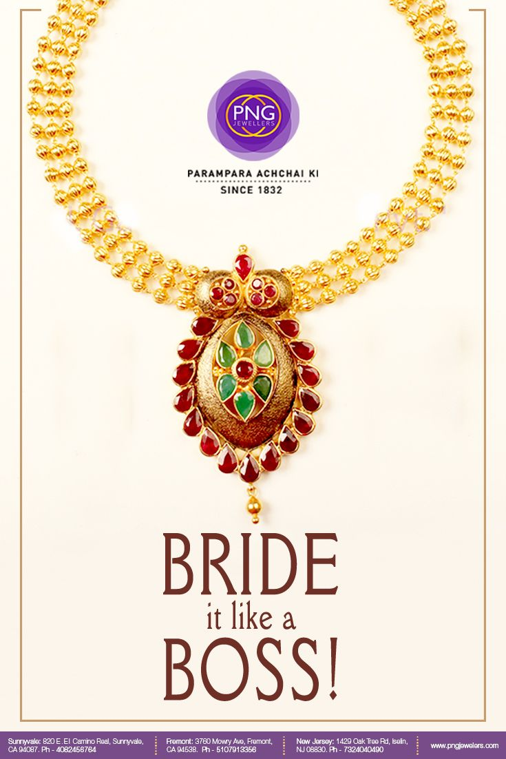 Be A Bride Who Knows What She Wants Our Wide Range Of Collection Will Definitely Make You A Happy Satisf Gold Jewelry Statement Necklace Bridal Collection