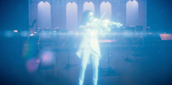 "Vanya ""The White Violin"" costume from The Umbrella Academy"