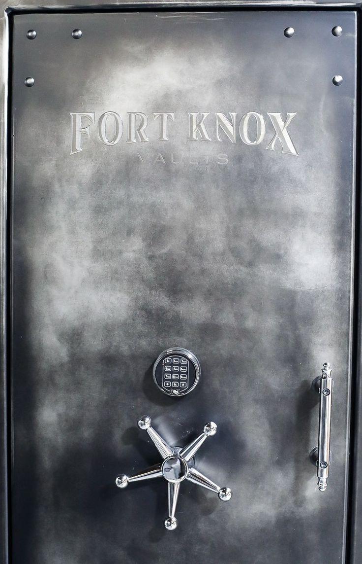 Fort Knox Safe & Vault Door