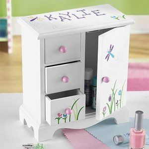 22 best Jewelry Boxes for Kids images on Pinterest Baby girl