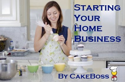 Great info for starting your cake business from home