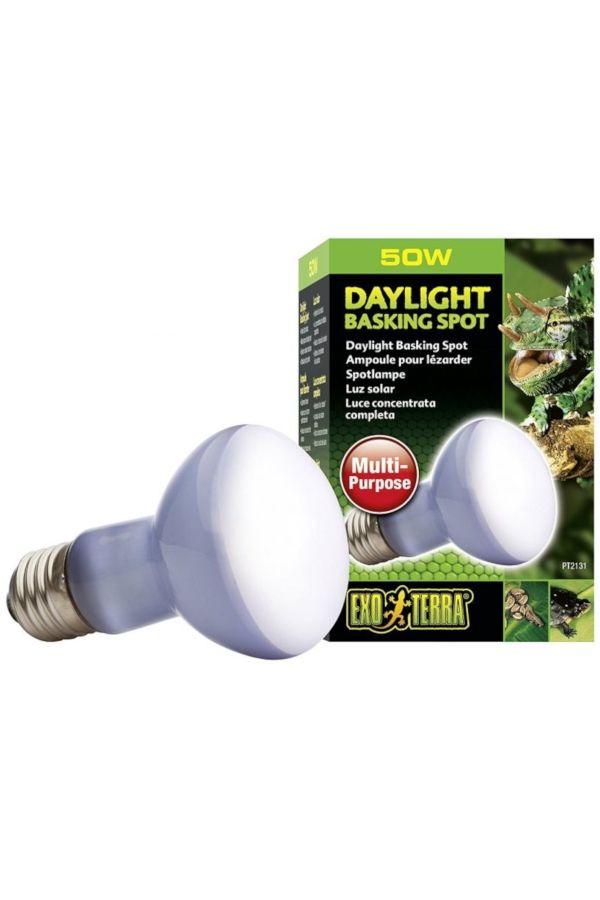 Exo Terra Daylight Basking Spot 50 Watt Heat Lamps Daylight Watt