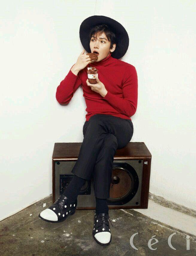 Ji Chang Wook - Photoshoot