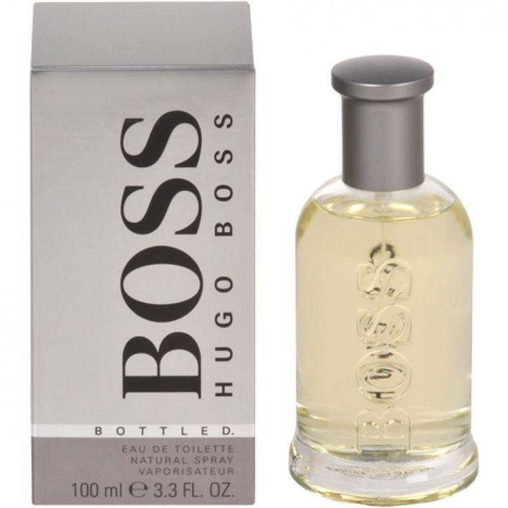 Parfum Boss Bottled EDT du grossiste et import