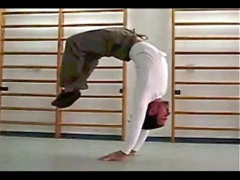 Ido Portal-amazing movement - worth to see this