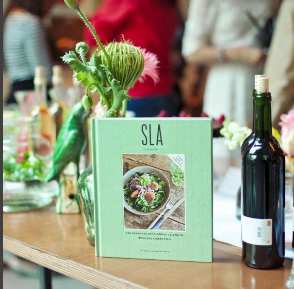 Haal je SLA inspiratie uit het SLA Kookboek